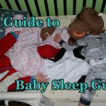 The Guide to Baby Sleep Guides. From Crunchy to Silky, find the right book for you.