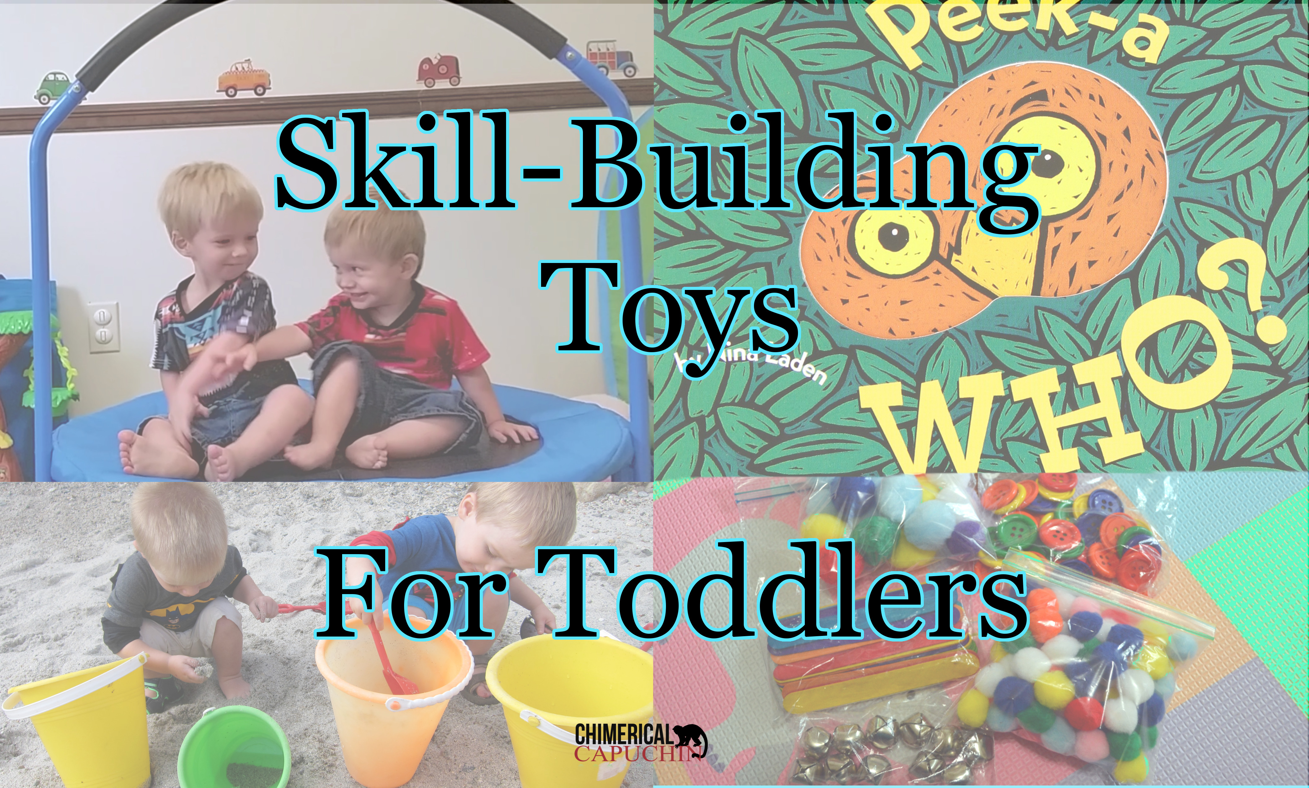 Skill Building Toys For Toddlers