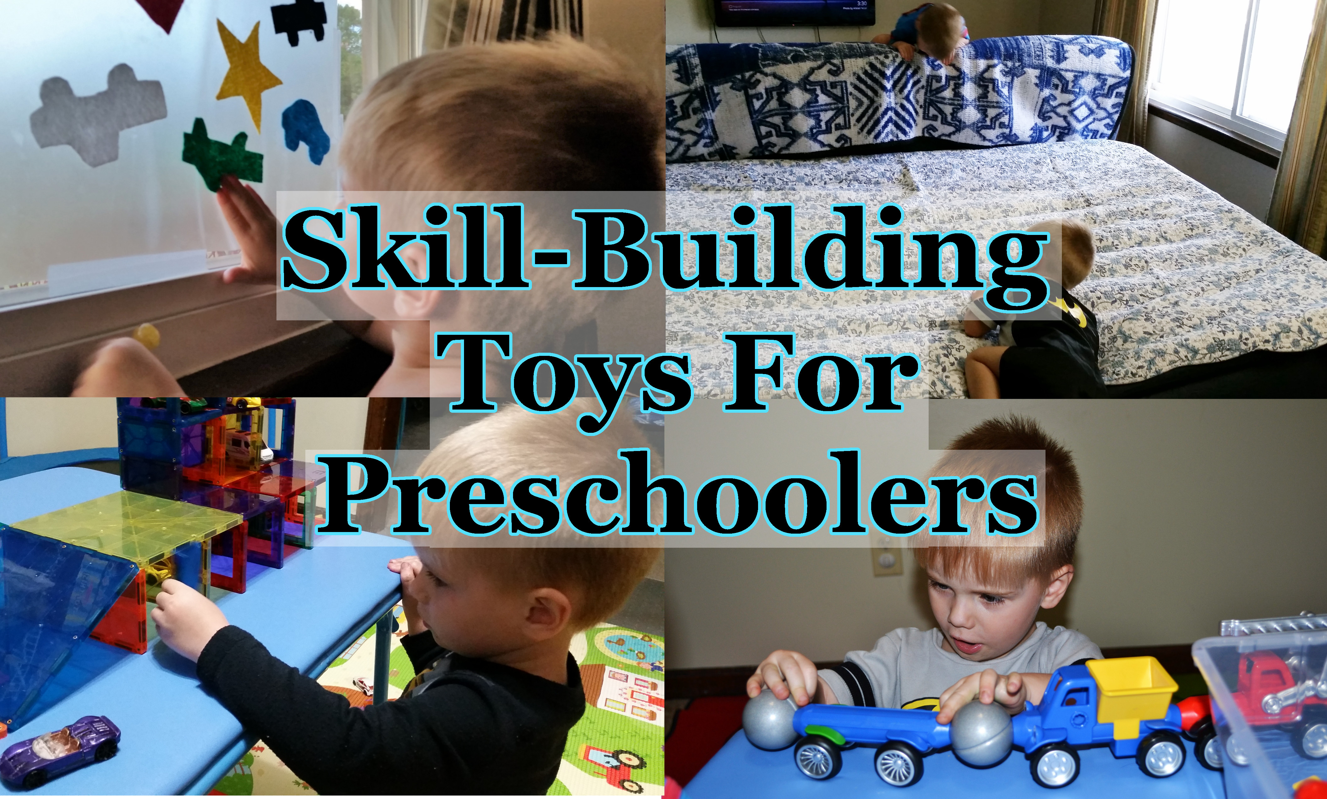 Skill Building Toys For Preschoolers